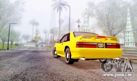 DirectX Test 3 - ReMastered für GTA San Andreas fünften Screenshot