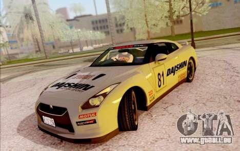 DirectX Test 3 - ReMastered für GTA San Andreas her Screenshot