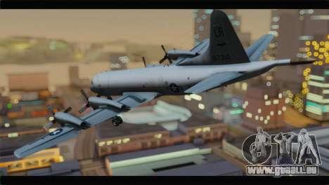 Lockheed P-3C Orion US Navy VP-24 pour GTA San Andreas laissé vue
