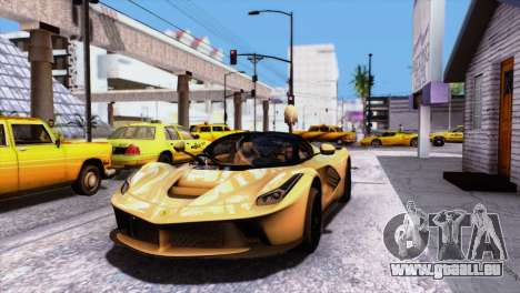 Legit ENB pour GTA San Andreas deuxième écran