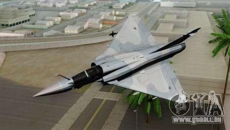 Dassault Mirage 2000 Forca Aerea Brasileira für GTA San Andreas