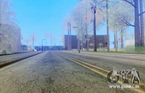 DirectX Test 3 - ReMastered für GTA San Andreas zweiten Screenshot