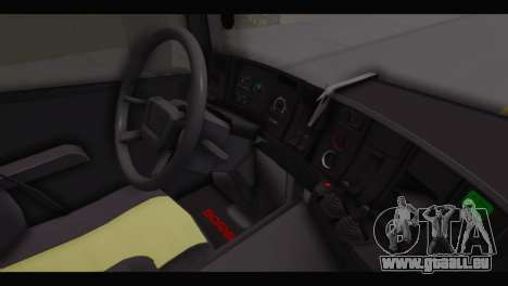 Scania 164L 580 V8 pour GTA San Andreas vue de droite