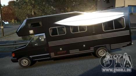 GTA IV Steed Camper für GTA 4 linke Ansicht