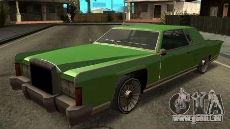 Beta Remington pour GTA San Andreas