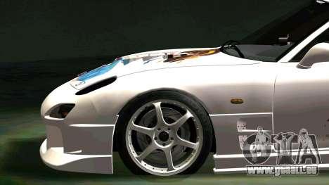 Mazda RX-7 für GTA San Andreas rechten Ansicht