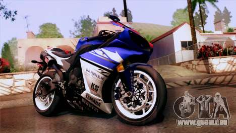 Yamaha YZF-R1 PJ für GTA San Andreas