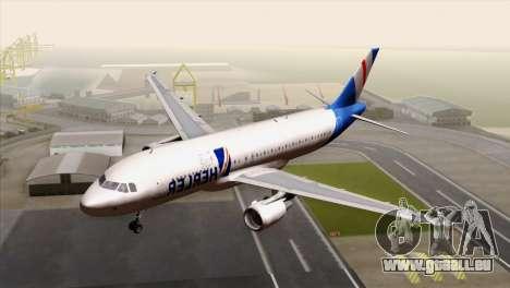 GTA 5 Air Herler pour GTA San Andreas