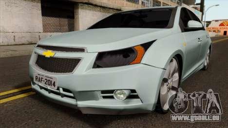Chevrolet Cruze Hatchback pour GTA San Andreas