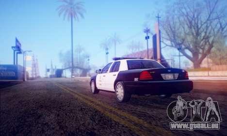 DirectX Test 2 - ReMastered pour GTA San Andreas troisième écran
