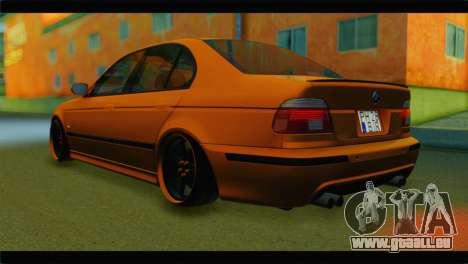 BMW M5 E39 Simply Cleaned für GTA San Andreas linke Ansicht
