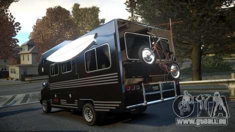 GTA IV Steed Camper für GTA 4 rechte Ansicht