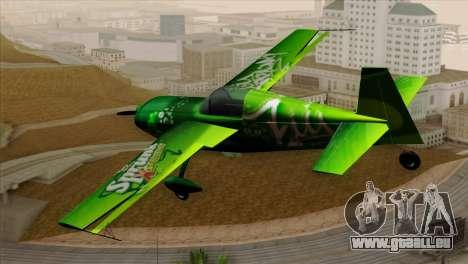 GTA 5 Stuntplane Spunck pour GTA San Andreas laissé vue
