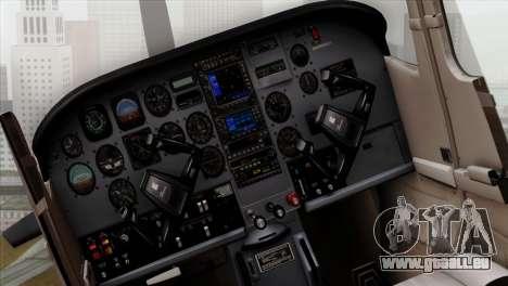 GTA 5 Mammatus pour GTA San Andreas vue de droite