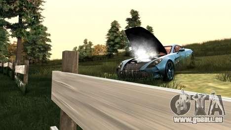 ClickClack ENB v2.0 für GTA San Andreas her Screenshot