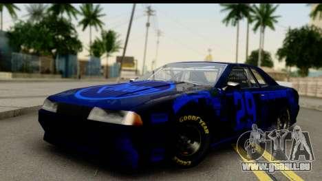 Elegy NASCAR PJ 2 für GTA San Andreas