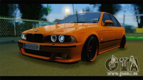 BMW M5 E39 Simply Cleaned pour GTA San Andreas