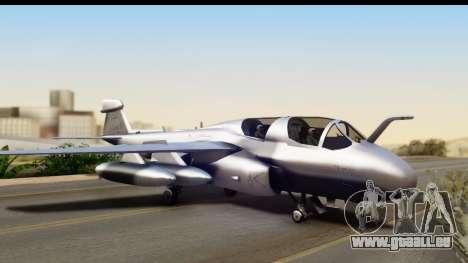 Northrop Grumman EA-6B VAQ-194 Skyshields für GTA San Andreas