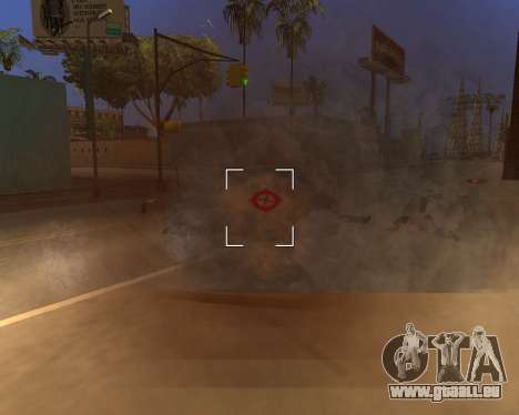 Ledios New Effects v2 für GTA San Andreas sechsten Screenshot