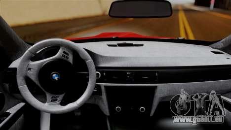 BMW M3 E92 GTS 2012 v2.0 Final für GTA San Andreas Räder