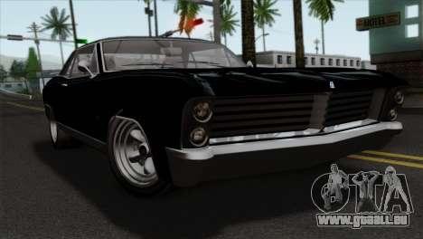 GTA 5 Albany Buccaneer für GTA San Andreas