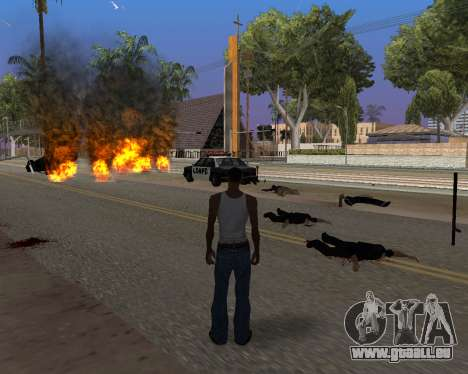 Ledios New Effects v2 für GTA San Andreas achten Screenshot