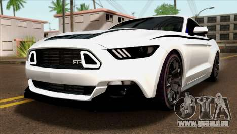 Ford Mustang RTR Spec 2 2015 für GTA San Andreas