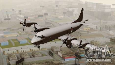 Lockheed P-3C Orion JMSDF Shimofusa pour GTA San Andreas