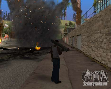 Ledios New Effects v2 für GTA San Andreas neunten Screenshot