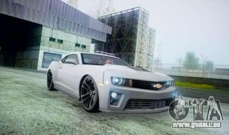 DirectX Test 2 - ReMastered pour GTA San Andreas quatrième écran