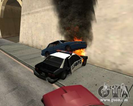 Ledios New Effects v2 pour GTA San Andreas