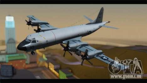 Lockheed P-3C Orion US Navy VP-24 pour GTA San Andreas