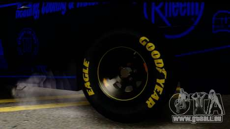 Elegy NASCAR PJ 2 für GTA San Andreas zurück linke Ansicht
