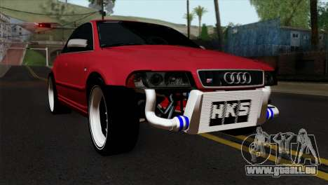 Audi S4 2000 Drag Version pour GTA San Andreas