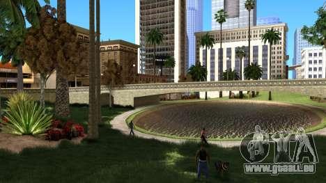 ClickClack ENB v2.0 für GTA San Andreas dritten Screenshot