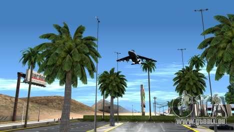 ClickClack ENB v2.0 für GTA San Andreas fünften Screenshot