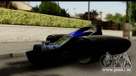 Jet Car für GTA San Andreas