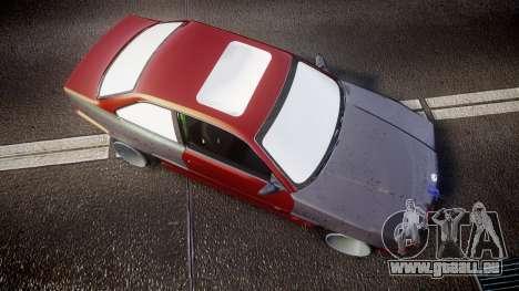 BMW M3 E36 Stance für GTA 4 rechte Ansicht