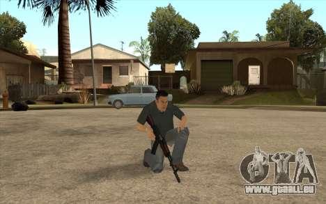 John Tanner DRIV3R pour GTA San Andreas quatrième écran
