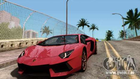 Legit ENB pour GTA San Andreas troisième écran