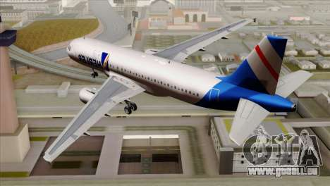 GTA 5 Air Herler pour GTA San Andreas laissé vue