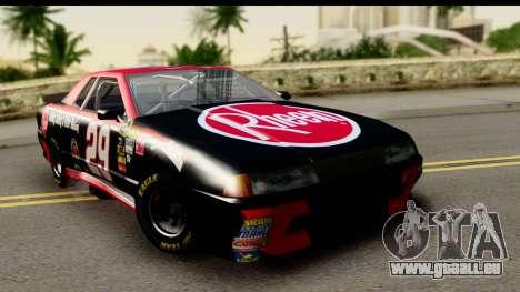 Elegy NASCAR PJ für GTA San Andreas