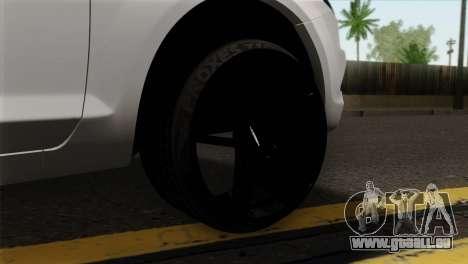 Ford Focus Wagon für GTA San Andreas zurück linke Ansicht