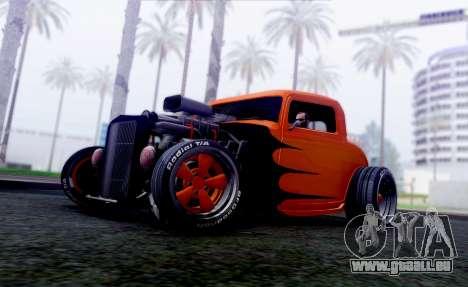 DirectX Test 3 - ReMastered für GTA San Andreas sechsten Screenshot