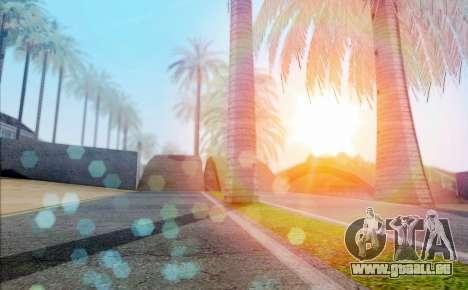 DirectX Test 3 - ReMastered für GTA San Andreas dritten Screenshot