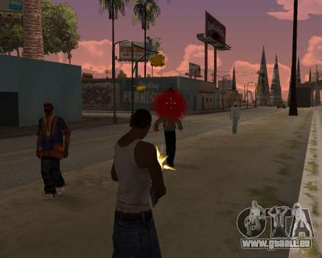 Ledios New Effects v2 für GTA San Andreas her Screenshot