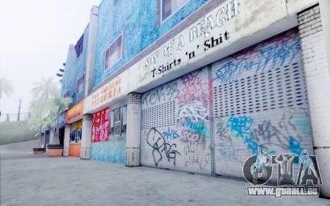 DirectX Test 3 - ReMastered für GTA San Andreas