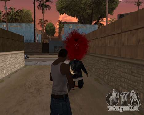 Ledios New Effects v2 für GTA San Andreas dritten Screenshot