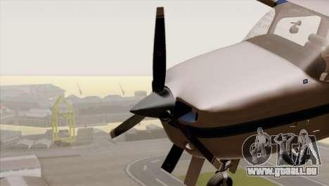 GTA 5 Mammatus für GTA San Andreas Rückansicht