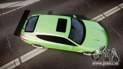 Porsche Panamera Turbo 2010 für GTA 4 rechte Ansicht
